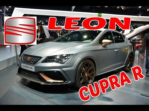 SOLD OUT Seat Leon Cupra R (2019) Limited Edition To Just 799 Models