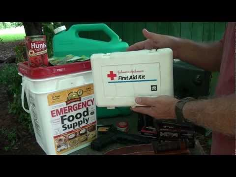 PREPPER - Sensible Prepper Presents: Top 10 Survival Items for the beginning Prepper. These are for