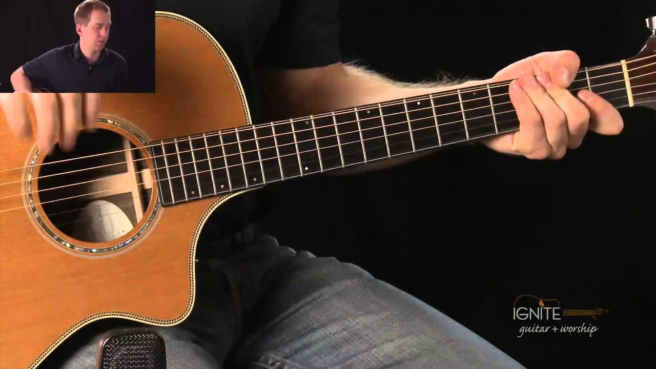 Doxology (song) – Learn Advanced Acoustic Guitar Lesson
