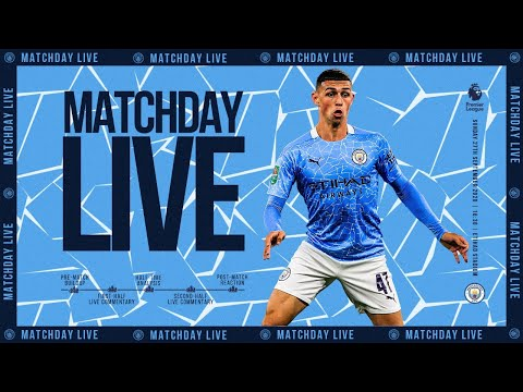 Manchester City vs Leicester City - LIVE WATCHALONG