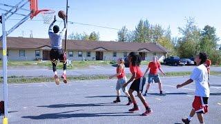 Recap of 2015 Back To School 3 On 3 Tournament.