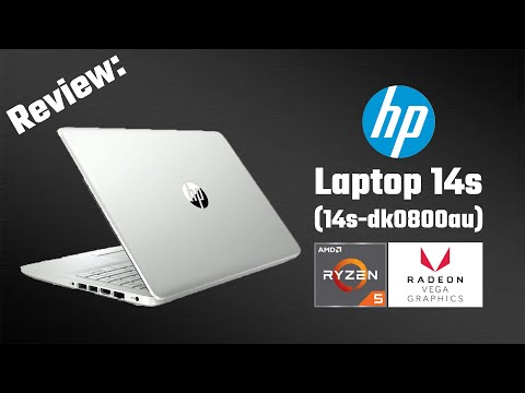 Review: HP Laptop 14s (14s-dk0080au) | AMD Ryzen 5 3500U