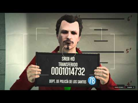 Grand Theft Auto V personaje