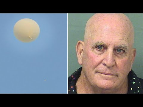 Weather Balloon Helped Florida Man Make Suicide Look Like Homicide Cops