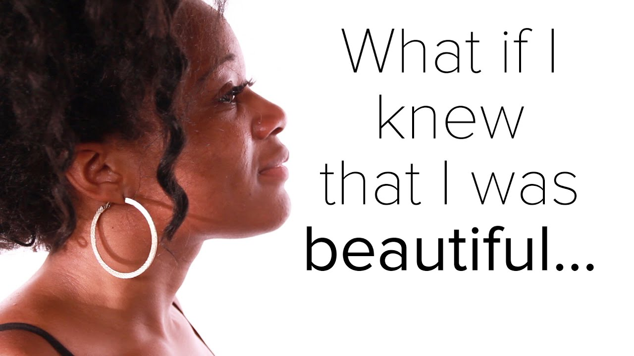 What if I Do Know I\'m Beautiful?