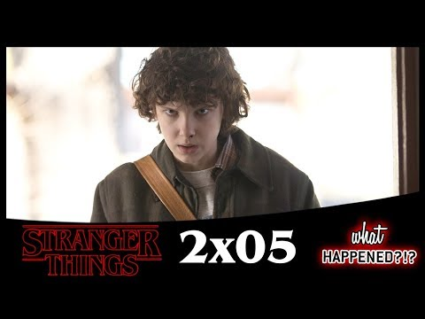"STRANGER THINGS 2x05 Recap: ""Dig Dug"" - Eleven's Family (Season 2 Episode 5) 