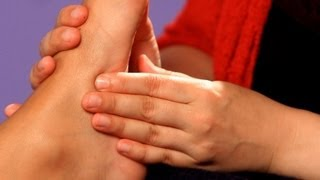 How to Relieve Back Pain | Reflexology - YouTube
