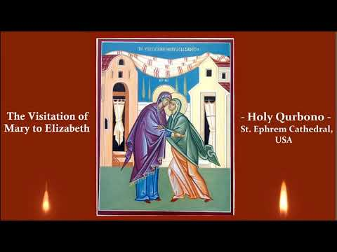 Holy Qurbono with Fr. Paul Thotakat on November 29, 2020 at St. George Church, Nanuet, NY