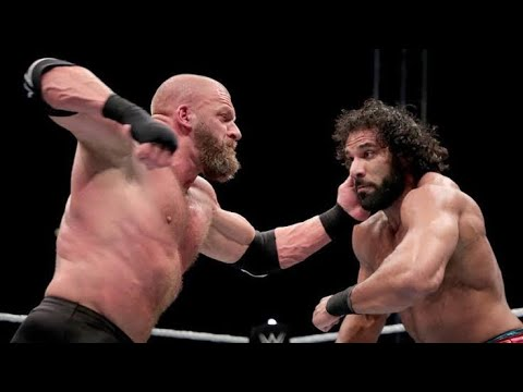 WWE Live In Delhi 2017, Triple H Vs Jinder Mahal WWE Live In Delhi 2017