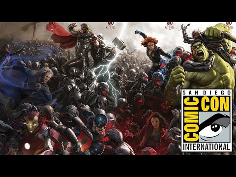 talk - Avengers Cast Talk Age of Ultron - Comic Con 2014 Subscribe Now! ▻ http://bit.ly/SubClevverMovies We spoke to the cast of next summer's 'Avengers: Age of Ultron' about the highly anticipated...