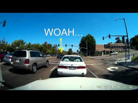 Terrible Drivers Of San Diego County - Episode 7