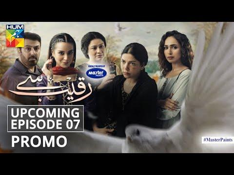 Raqeeb Se | Upcoming Episode 7 | Promo | Digitally Presented by Master Paints | HUM TV | Drama
