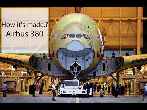 製作飛機的基本構建及機場巴士創立