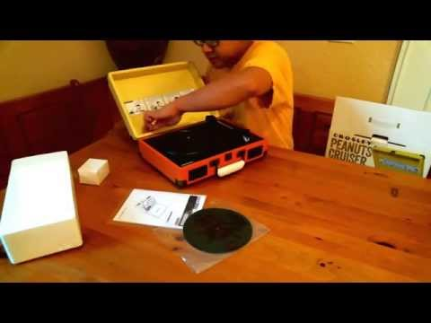 crosley - Crosley Record Store Day 2014 Peanuts Cruiser Unboxing and Review... I wasn't able to get this unit on RSD, but I did find it online for a decent price. I've...
