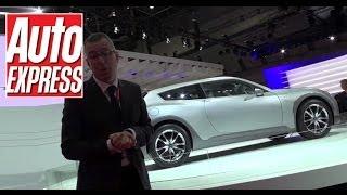 Subaru Sport Cross Design Concept at Tokyo Motor Show 2013 - Auto Express