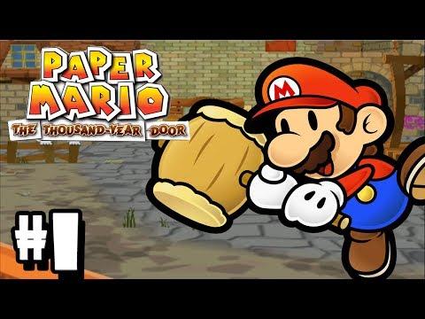 super paper mario gamecube version