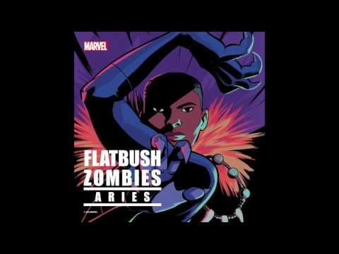 FLATBUSH ZOMBiES - Aries - Featuring Deadcuts
