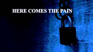 Video Broken Rain - Here Comes The Pain (Official Lyrics Video)