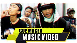 ANJAR OX'S - Gue Mager [Feat. Ozzie BDC] ( Music Video )
