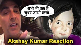 Video Akshay kumar ANGRY Response On Kathau Rape Case | मासूम के साथ हैवानियत | Justice for Asifa MP3, 3GP, MP4, WEBM, AVI, FLV April 2018