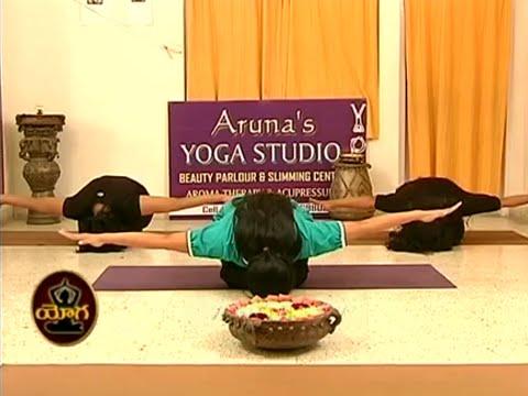 Yoga - Sasankasana  for Breathing Problems