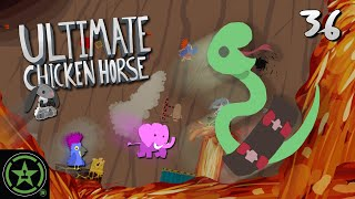Michael Must Go! - Ultimate Chicken Horse (#36) by Let's Play