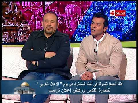 محمد محيي في يوم دعم القدس: نحن بانتظار صلاح الدين الأيوبي الجديد