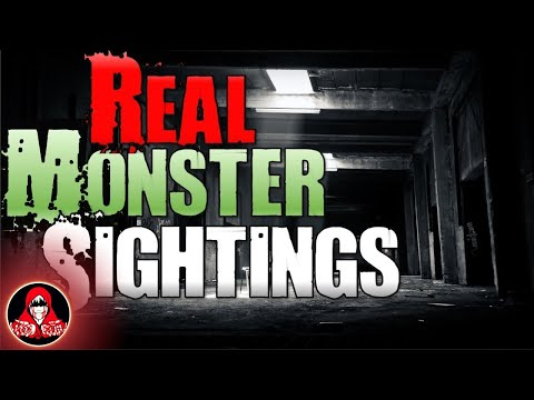 6 REAL Monster Sightings - Darkness Prevails
