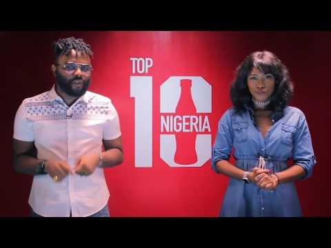 Maleek Berry's 'Kontrol' is #1, Ezi Emela & Tekno climb on #CocaColaTop10Nigeria