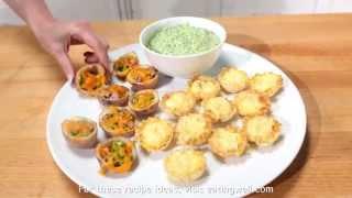 Healthier Appetizers&Finger Foods