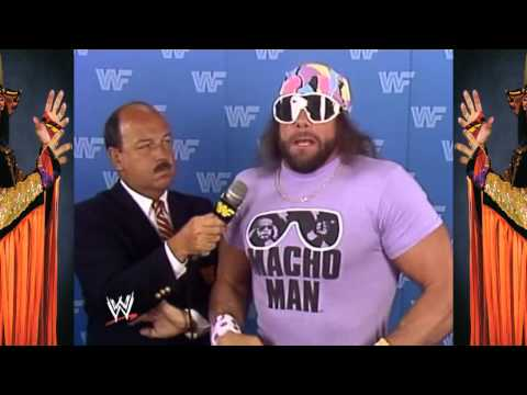 Collection - Macho Man Randy Savage