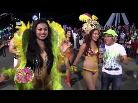 Desfile HD Carnaval de Coatzacoalcos 2016 - TVMÁS