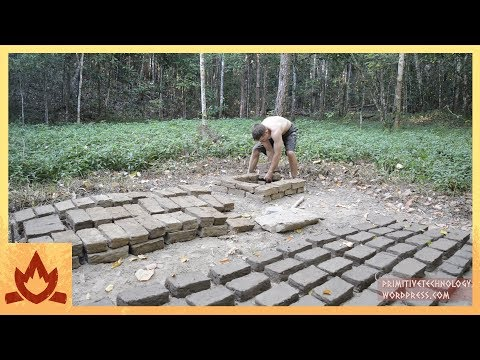 Primitive Technology Mud Bricks