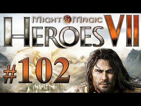 Might & Magic Heroes VII Герои 7 прохождение кампания эльфов карта 3 #6