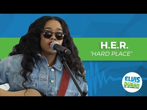 "H.E.R. - ""Hard Place"" Acoustic 
