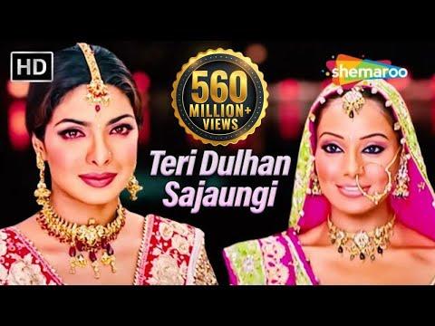 Video Teri Dulhan Sajaoongi | Barsaat (2005) | Bobby Deol | Priyanka Chopra | Bipasha Basu | Filmigaane download in MP3, 3GP, MP4, WEBM, AVI, FLV January 2017