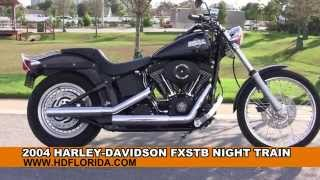 6. Used 2004 Harley Davidson  Night Train Motorcycles for sale