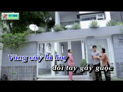 Karaoke HD Chuyện Tình Không Dĩ Vãng - Quang Lê full beat