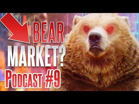 What To Do In A Bear Market? | Jacked Of All Trades Finance Trading Podcast Ep 9