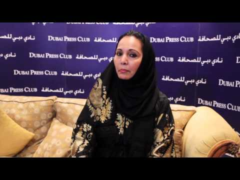 مقابلة مع الدكتورة - فاطمة صايغ