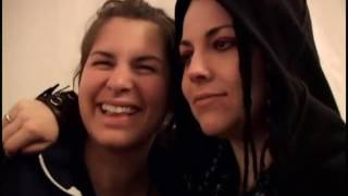 PART 3: Anywhere But Home (Behind the scenes) - Evanescence.