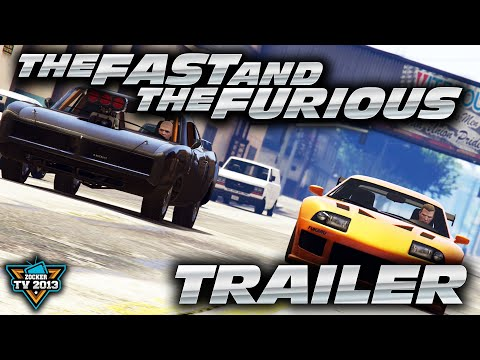The Fast and the Furious TRAILER | GTA 5 Remake | Kompletter Film | NOVEMBER