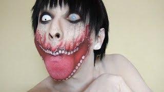 Video 最近の毎日メイク!My Everyday Makeup! 【恐怖の森】UMAメイク方法(化粧)UMA Makeup Tutorial - Dea** Forest - MP3, 3GP, MP4, WEBM, AVI, FLV November 2017