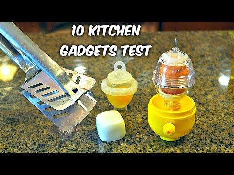 10 Kitchen Gadgets put to the Test - Part 19