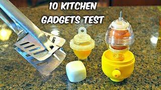 Video 10 Kitchen Gadgets put to the Test - Part 19 MP3, 3GP, MP4, WEBM, AVI, FLV Juni 2018