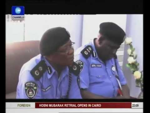 Nassarawa Killings:Police Command Parade Alleged Suspect