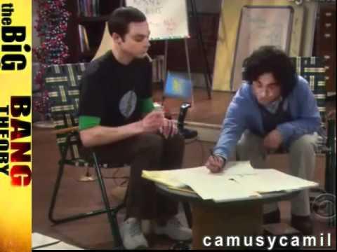 La La teoria del big bang Capítulo 22 Implementacion de las Escaleras 2/3