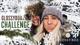 Glossy Box Challenge Med Molly