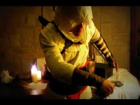 Assassin´s Creed Creations | Altair costume