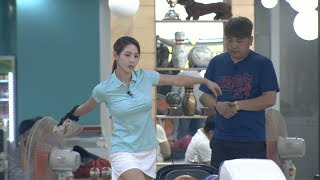 Download Lagu 170915 [2] 신수지 선수와 기부를 위한 살떨리는 볼링대결!! 본경기!  - KoonTV Mp3